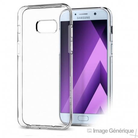 Coque Silicone Transparente pour Samsung Galaxy A5 2017