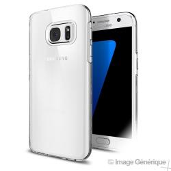 Coque Silicone Transparente pour Samsung Galaxy S7