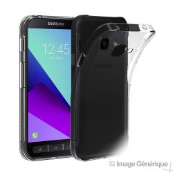 Coque Silicone Transparente pour Samsung Galaxy XCOVER 4
