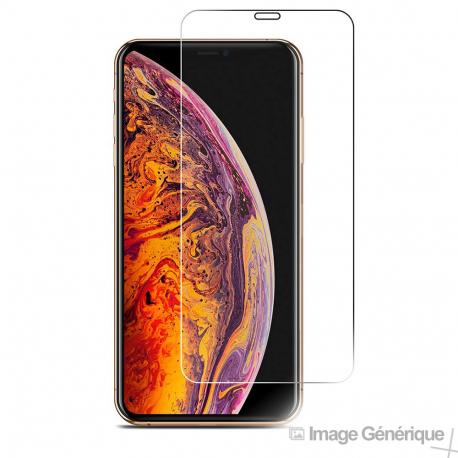 Verre Trempé Pour iPhone XS (9H, 0.33mm)