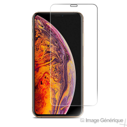 Verre Trempé Pour iPhone XS Max (9H, 0.33mm)