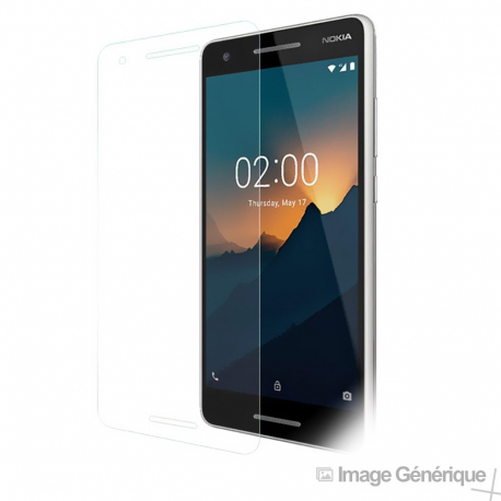 Verre Trempé Pour Nokia 2.1 (9H, 0.33mm)