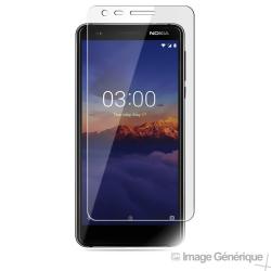 Verre Trempé Pour Nokia 3.1 (9H, 0.33mm)
