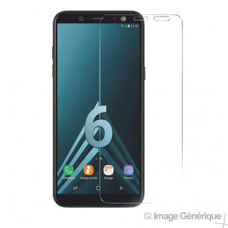 Verre Trempé Pour Samsung A6 (9H, 0.33mm)