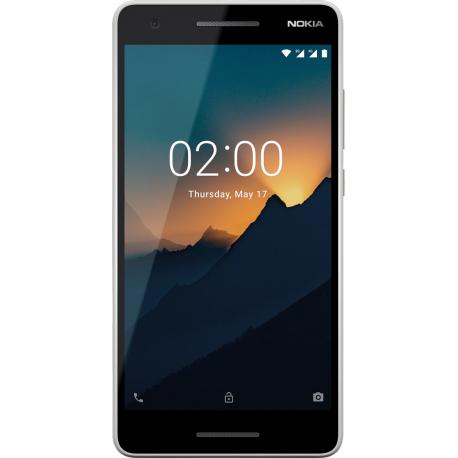 Nokia 2.1 - Gris / Argent