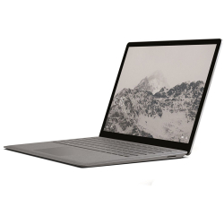 Microsoft Surface LapTop - Core M - 13.5'' - Clavier Azerty - 128Go, 4Go RAM - Windows 10 - Platine