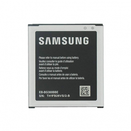 Batterie d'origine Pour Samsung SM-G360P Galaxy Core Prime (Original)