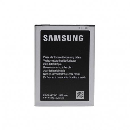 Batterie d'origine Pour Samsung Galaxy Ace 4 (Original, Modèle EB-BG357BBE)
