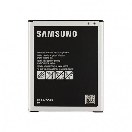 Batterie d'origine Pour Samsung SM-J7000/ SM-J7008 Galaxy J7/ J7 Duos (Original, Modèle Samsung EB-BJ700CBE)