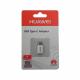 Huawei AP52 - Adaptateur Micro USB Vers USB Type C - Blanc (Emballage Originale)
