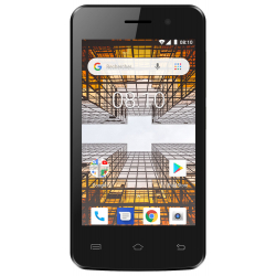 Konrow City - 3G - Android 8.1 - Écran 4'' - 8Go, 1Go RAM - Rouge