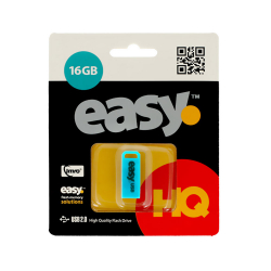 Clé USB Imro Easy 16Go - Bleu