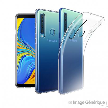 Coque Silicone Transparente pour Samsung Galaxy A9 2018