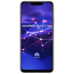 Huawei Mate 20 Lite - Double Sim - 64Go, 4Go RAM - Or