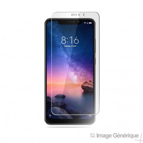 Verre Trempé Pour Xiaomi Redmi Note 6 Pro (9H, 0.33mm)