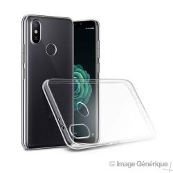 Coque Silicone Transparente pour Xiaomi Mi A2