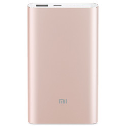 Xiaomi Mi Power Bank Pro - 10000mAh - 2 Ports USB - Or