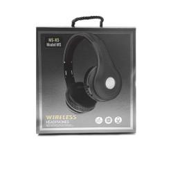 Casque Bluetooth Stereo avec Micro - MS-K5 - Noir