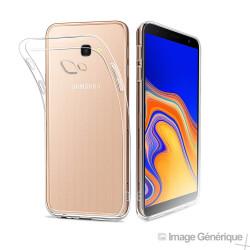 Coque Silicone Transparente pour Samsung Galaxy J4 Plus
