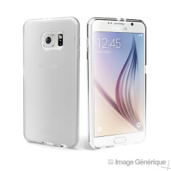 Coque Silicone Transparente pour Samsung Galaxy S6