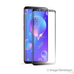 Verre Trempé Intégral Pour Samsung Galaxy S9 - Noir
