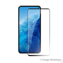 Verre Trempé Intégral Pour Samsung Galaxy S10e - Noir