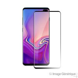 Verre Trempé Intégral Pour Samsung Galaxy S10 Plus - Noir