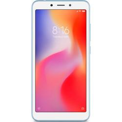 Xiaomi Redmi 6 - Double Sim - 32Go, 3Go RAM - Bleu