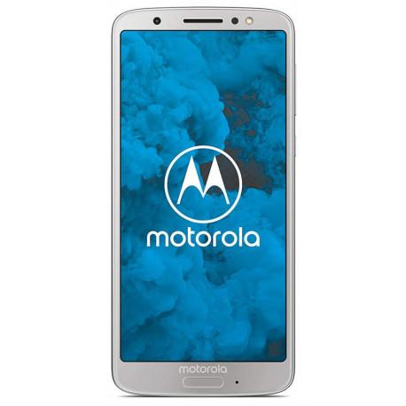 Motorola XT1925 Moto G6 - Double SIM - 32Go, 3Go RAM - Argent