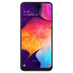 Samsung A505FN/DS Galaxy A50 - Double Sim - 128Go, 4Go RAM - Noir
