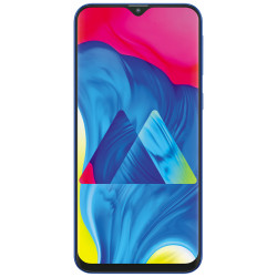 Samsung M105F/DS Galaxy M10 - 16Go, 2Go de RAM - Double Sim - Bleu (Version NON Garantie*)