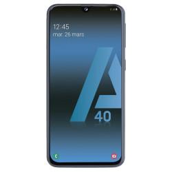 Samsung A405FN/DS Galaxy A40 - Double Sim - 64Go, 4Go RAM - Noir