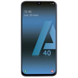 Samsung A405FN/DS Galaxy A40 - Double Sim - 64Go, 4Go RAM - Blanc