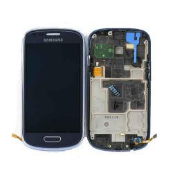 Ecran LCD Original Pour Samsung I8190 Galaxy SIII Mini Bleu