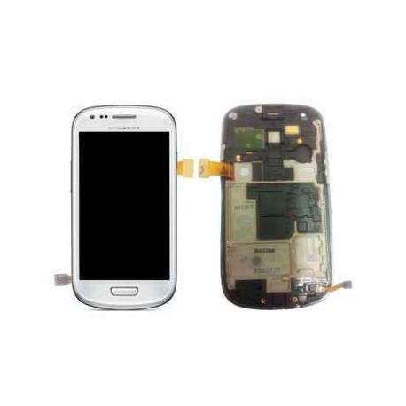 Ecran LCD Original Pour Samsung I8190 Galaxy SIII Mini Blanc