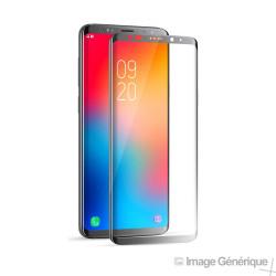 Verre Trempé Intégral Pour Samsung Galaxy S8 - Noir
