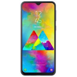 Samsung M205F/DS Galaxy M20 - 64Go, 4Go de RAM - Double Sim - Noir