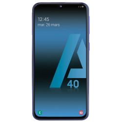 Samsung A405FN/DS Galaxy A40 - Double Sim - 64Go, 4Go RAM - Bleu