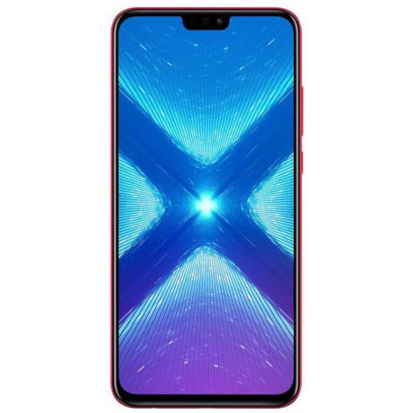 Huawei Honor 8X - Double Sim - 64 Go, 4 Go RAM - Rouge