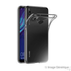 Coque Silicone Transparente pour Huawei Y7 2019
