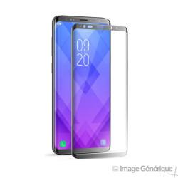Verre Trempé Intégral Pour Samsung Galaxy S8 Plus - Noir