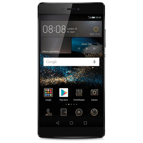 Huawei P8 64Go Noir - Relifemobile Grade A+