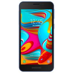 Samsung A260F Galaxy A2 Core - Double Sim - 16Go, 1Go RAM - Bleu (Version NON Garantie*)