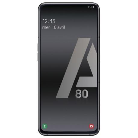 Samsung A805FN/DS Galaxy A80 - Double Sim - 128Go, 8Go RAM - Noir
