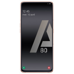 Samsung A805FN/DS Galaxy A80 - Double Sim - 128Go, 8Go RAM - Or