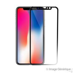 Verre Trempé Intégral Pour iPhone XR / iPhone 11 - Noir