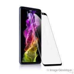 Verre Trempé intégral Pour Samsung Galaxy S9 Plus - Noir