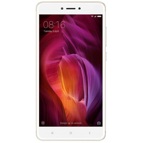 Xiaomi Redmi Note 4 - Double Sim - 32Go, 3Go RAM - Or