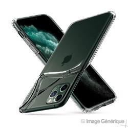 Coque Silicone Transparente pour iPhone 11 Pro Max