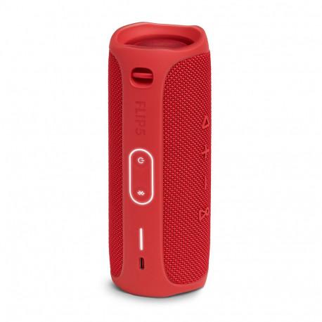 JBL Flip 5 - Enceinte Bluetooth - Rouge
